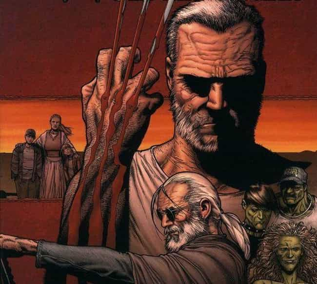 Old Man Logan is listed (or ranked) 4 on the list The Best Hawkeye Storylines In Comics