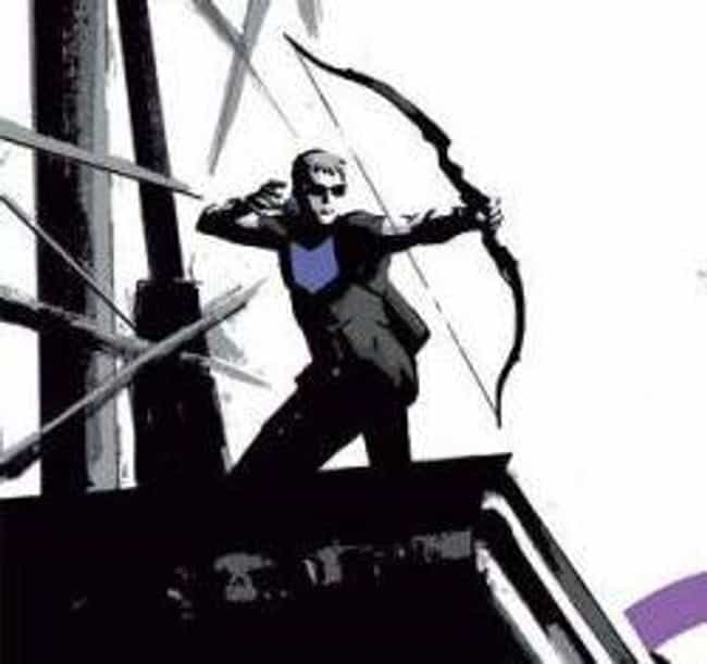 My Life As A Weapon is listed (or ranked) 1 on the list The Best Hawkeye Storylines In Comics