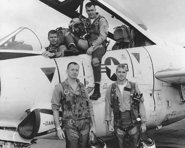 They Kept Him In Solitar... is listed (or ranked) 4 on the list 10 Acts Of Torture John McCain Endured As A Prisoner Of War In Vietnam