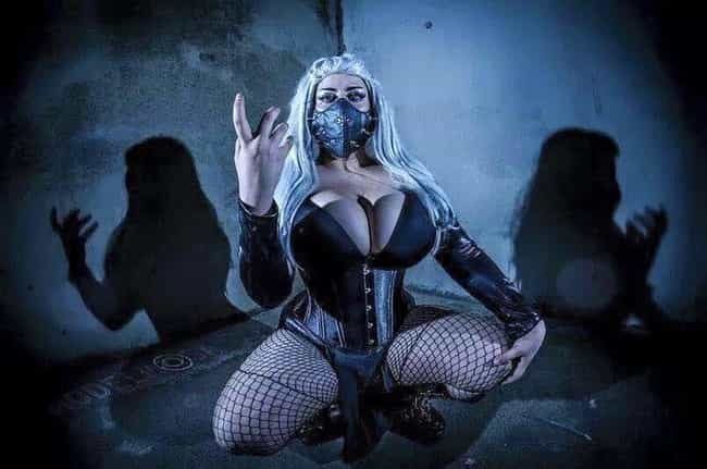 Mortal Kombat Inspired C... is listed (or ranked) 1 on the list This Incredibly Sexy Cosplay From Nana Bear Will Prove To You Why She's The Internet's Favorite