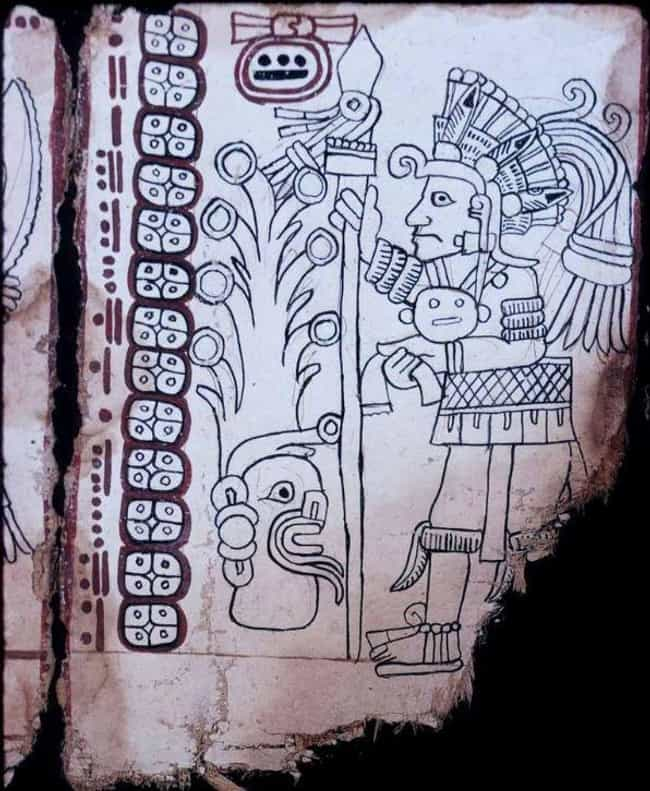 In 350 CE, The Mayans Be... is listed (or ranked) 4 on the list The History Of The Number 0