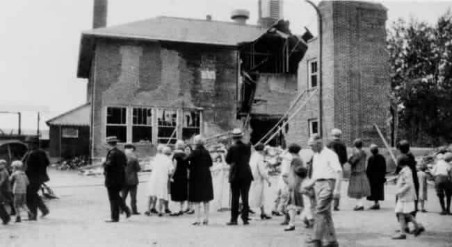 The First Blast Killed 36 Chil... is listed (or ranked) 1 on the list The 1927 Bath School Disaster Is Still The Deadliest School Massacre In US History