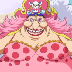 Charlotte Linlin is listed (or ranked) 7 on the list The Best One Piece Villains of All Time