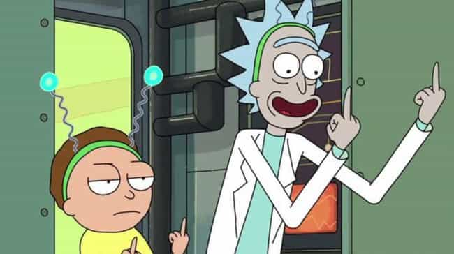 If Rick Is Morty, Then Who&#39... is listed (or ranked) 2 on the list This Fan Theory Will Have You Convinced That Rick And Morty Are The Same Person