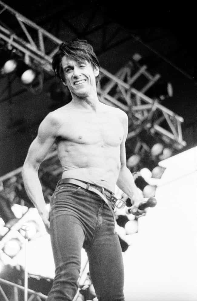 He Was Lifted Off The Gr... is listed (or ranked) 1 on the list Bloody and Vomit-Filled Behind-The-Scenes Stories Of Iggy Pop, The Godfather Of Punk