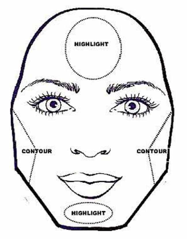 Diamond is listed (or ranked) 4 on the list How To Get The Perfect Contour For Your Face Shape