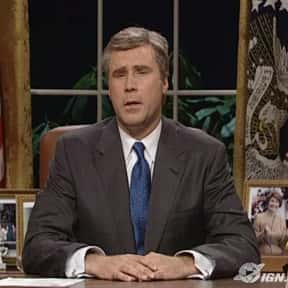 George W. Bush is listed (or ranked) 16 on the list The Best Saturday Night Live Characters of All Time