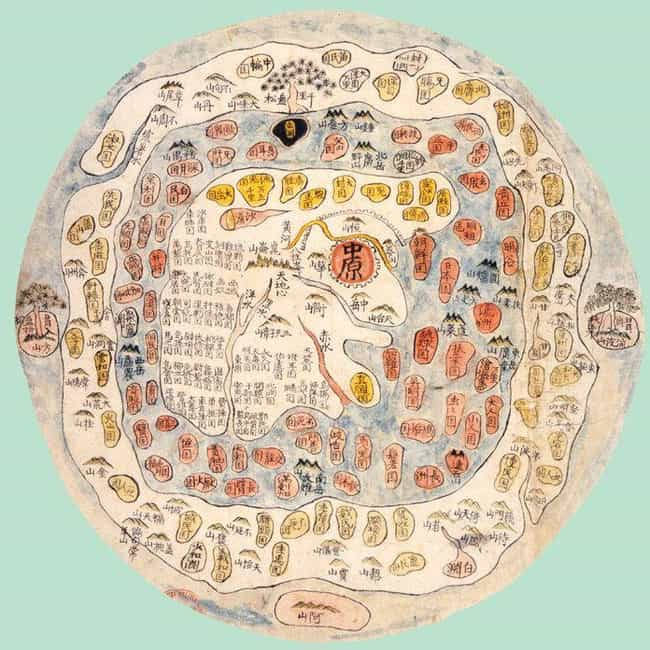 A View From Korea In 1800 is listed (or ranked) 1 on the list Here's What Map Makers Originally Thought The World Looked Like Throughout History