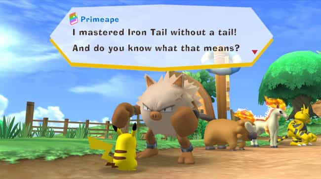 When Primeape Learned Iron Tai... is listed (or ranked) 4 on the list 19 Insanely Dirty Jokes In Pokémon You Definitely Missed As A Kid