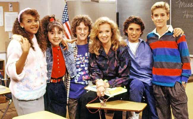 Before Saved By The Bell, Ther... is listed (or ranked) 1 on the list Saved By The Bell Is Actually All A Dream And The Opening Theme Song's Lyrics Prove It