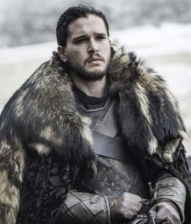 Jon Is An Ice Man Born of Fire