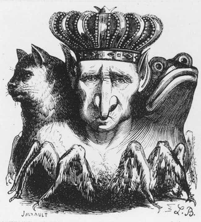 Baal, The Lord Of The Fl... is listed (or ranked) 1 on the list Notoriously Evil Demons You Can Summon Right Now If You Dare