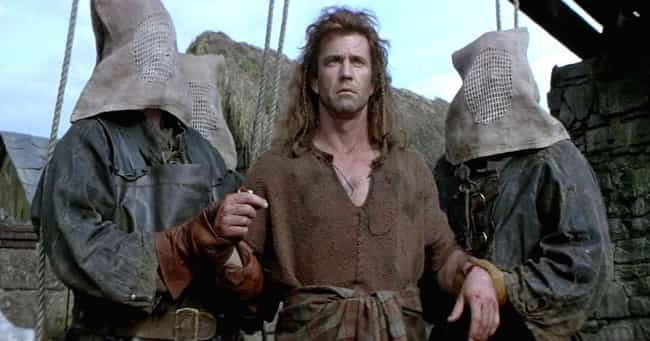Then, He Was Hung - But ... is listed (or ranked) 2 on the list The Brutal Story Of William Wallace's Execution That 'Braveheart' Wouldn't Show You