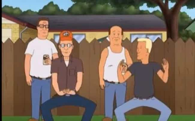 Visual Evidence, Exhibit... is listed (or ranked) 4 on the list All The Evidence That Boomhauer Is An Undercover Secret Agent Spying On Dale On King Of The Hill