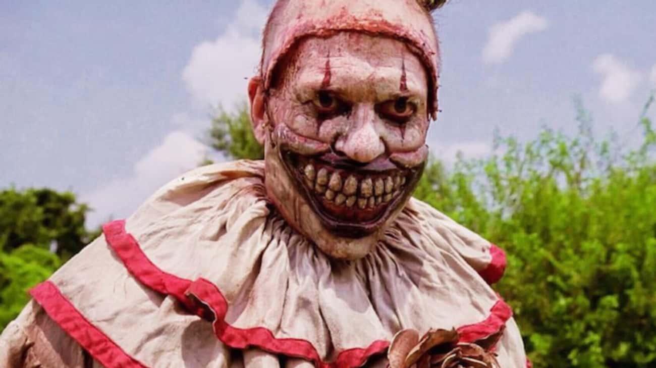Twisty The Clown Is Back