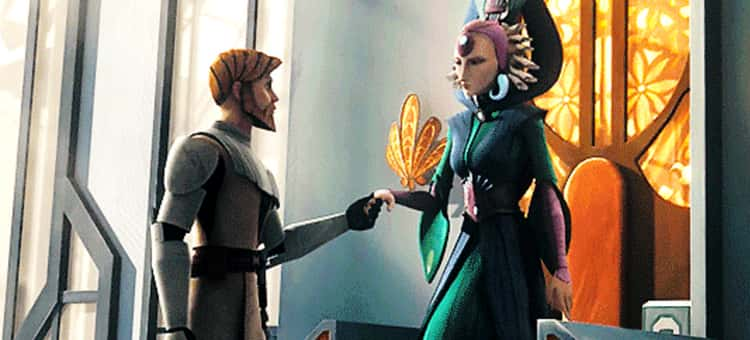 Satine Was The Duchess Of Mandalore And A Staunch Pacifist