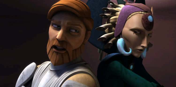 Satine And Obi-Wan Met When He Was A Padawan