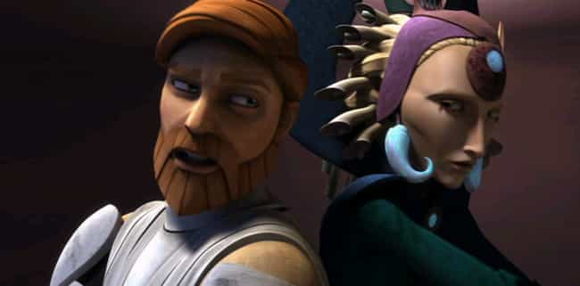 Satine And Obi-Wan Met When He... is listed (or ranked) 2 on the list Obi-Wan Nearly Left The Jedi Order To Be With The Love Of His Life