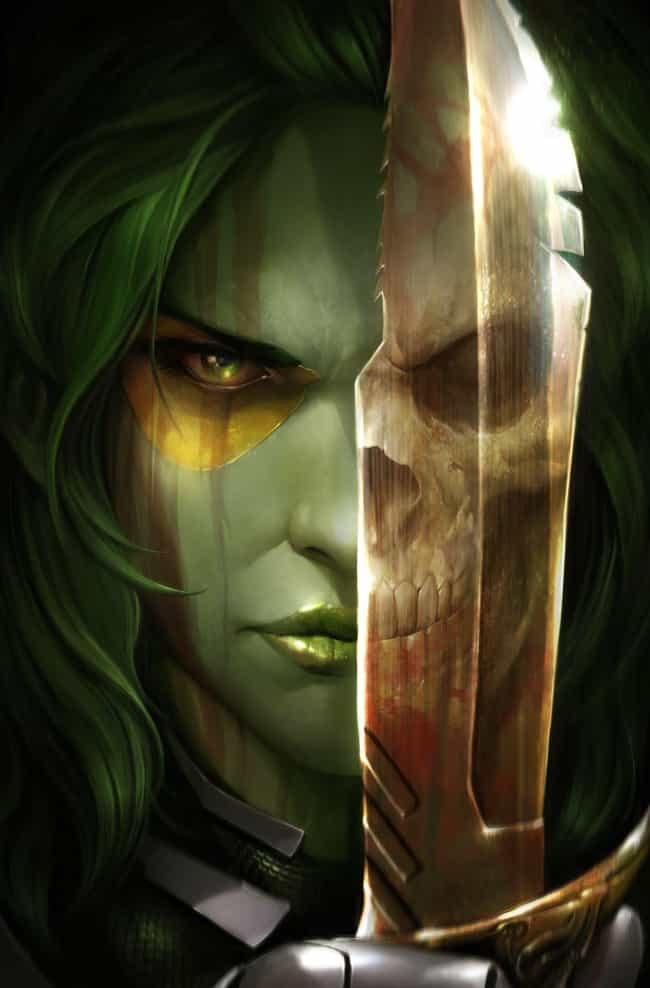 Gamora: Memento Mori is listed (or ranked) 4 on the list The Best Guardians Of The Galaxy Storylines In Comics