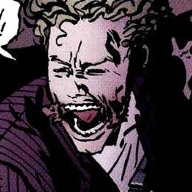 Jack Napier is listed (or ranked) 4 on the list Ranking Every Joker in the Comics