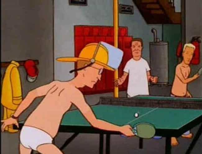 Visual Evidence, Exhibit... is listed (or ranked) 2 on the list All The Evidence That Boomhauer Is An Undercover Secret Agent Spying On Dale On King Of The Hill