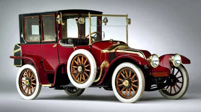 A 1912 Renault Type CB C... is listed (or ranked) 3 on the list 11 Extremely Valuable Items That Went Down With The Titanic
