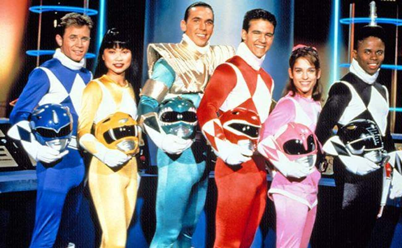 The Original Cast Only Got Pai is listed (or ranked) 3 on the list 15 Weird Facts About Power Rangers That You Never Knew As A Kid