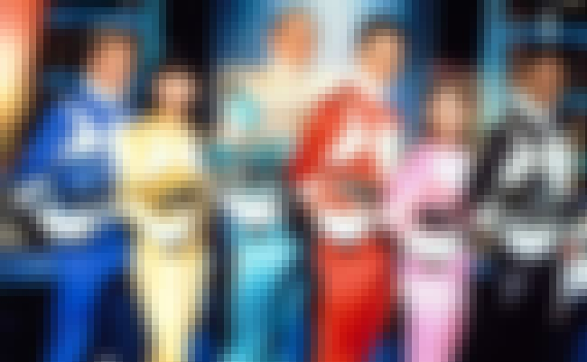 The Original Cast Only Got Pai... is listed (or ranked) 7 on the list 15 Weird Facts About Power Rangers That You Never Knew As A Kid