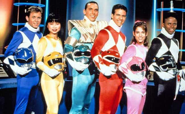 The Original Cast Only Got Pai... is listed (or ranked) 3 on the list 15 Weird Facts About Power Rangers That You Never Knew As A Kid