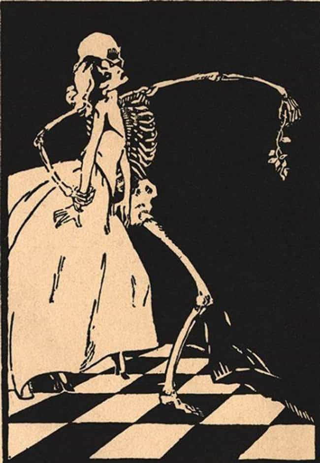 The Reaper And The Maide... is listed (or ranked) 3 on the list Haunting Highlights From 'The Orchid Garden,' History's Very First Supernatural/Fantasy Magazine