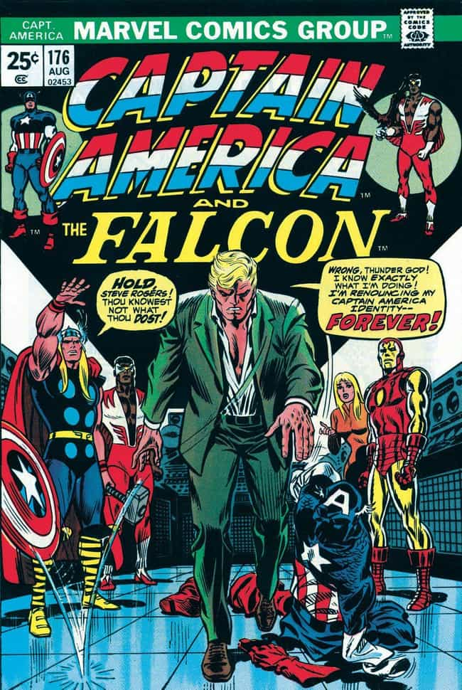 The Original Secret Empire is listed (or ranked) 3 on the list The Best Captain America Storylines In Comic Books