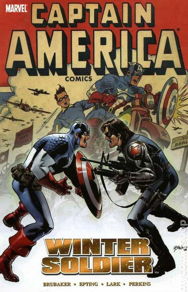 The Winter Soldier is listed (or ranked) 1 on the list The Best Captain America Storylines In Comic Books