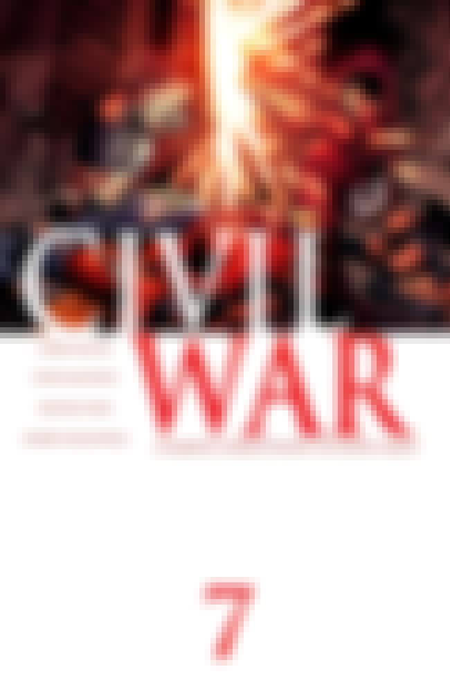 Civil War is listed (or ranked) 4 on the list The Best Captain America Storylines In Comic Books