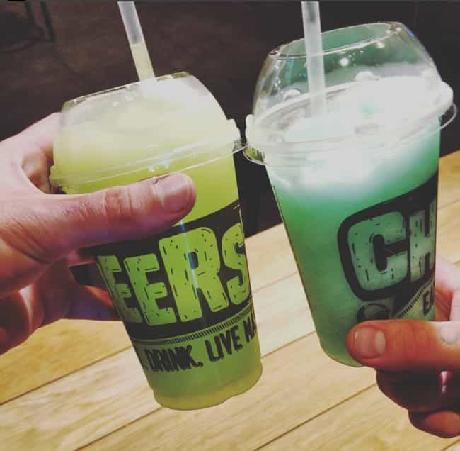 Cantina Margarita With H... is listed (or ranked) 4 on the list Here Are All The Boozy Drinks You Can Get At The Infamous Taco Bell Cantina