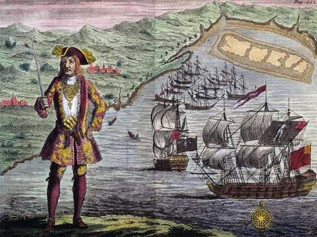 """The Pirates Of """"King Str... is listed (or ranked) 3 on the list The Story Of The Pirate Who Hijacked The Mormon Church And Became King Of Beaver Island"""