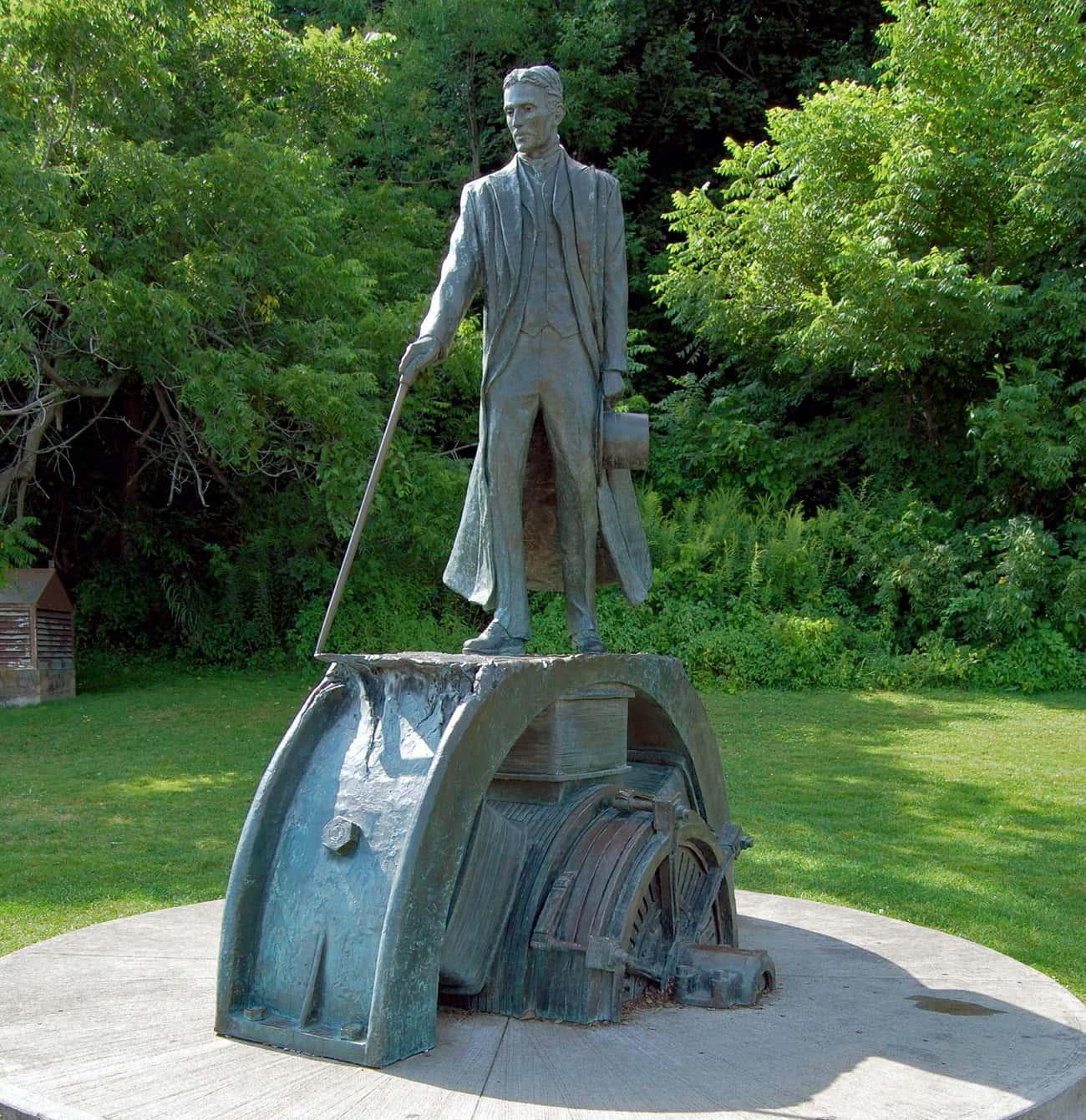 Tesla Wanted To Use Niagara Falls To Power The World