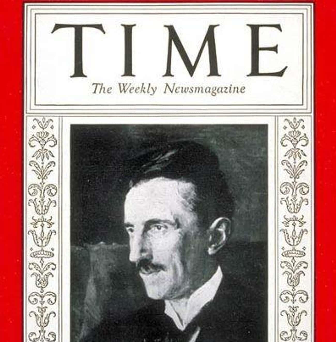 Tesla Died Penniless