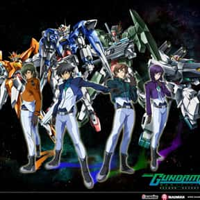 Mobile Suit Gundam 00 Second S is listed (or ranked) 9 on the list The 25+ Best Anime About Politics and Government