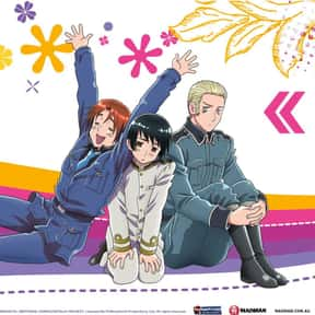 Hetalia: Axis Powers is listed (or ranked) 3 on the list The 25+ Best Anime About Politics and Government