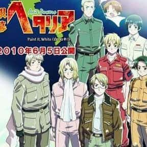 Ginmaku Hetalia: Axis Powers - is listed (or ranked) 15 on the list The 25+ Best Anime About Politics and Government