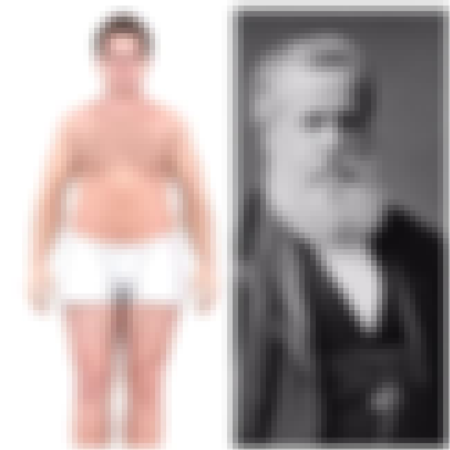 1870s: Heavyset Was A Sign Of ... is listed (or ranked) 1 on the list Here's How Western Male Beauty Standards Evolved Throughout The 20th Century