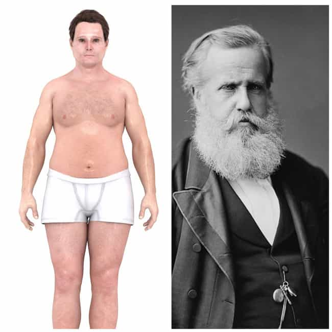 1870s: Heavyset Bodies Signifi... is listed (or ranked) 1 on the list Here's How Western Male Beauty Standards Evolved Throughout The 20th Century