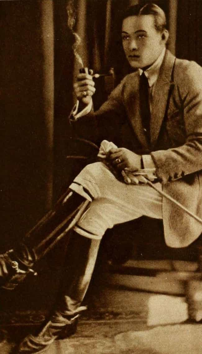 1920s: Hollywood's Dashing Mov... is listed (or ranked) 2 on the list Here's How Western Male Beauty Standards Evolved Throughout The 20th Century