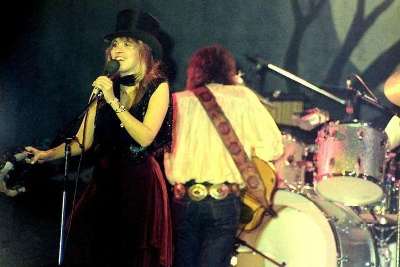 Producer Keith Olsen Ditched H is listed (or ranked) 1 on the list 14 Behind-The-Scenes Stories From Stevie Nicks's Unique Life
