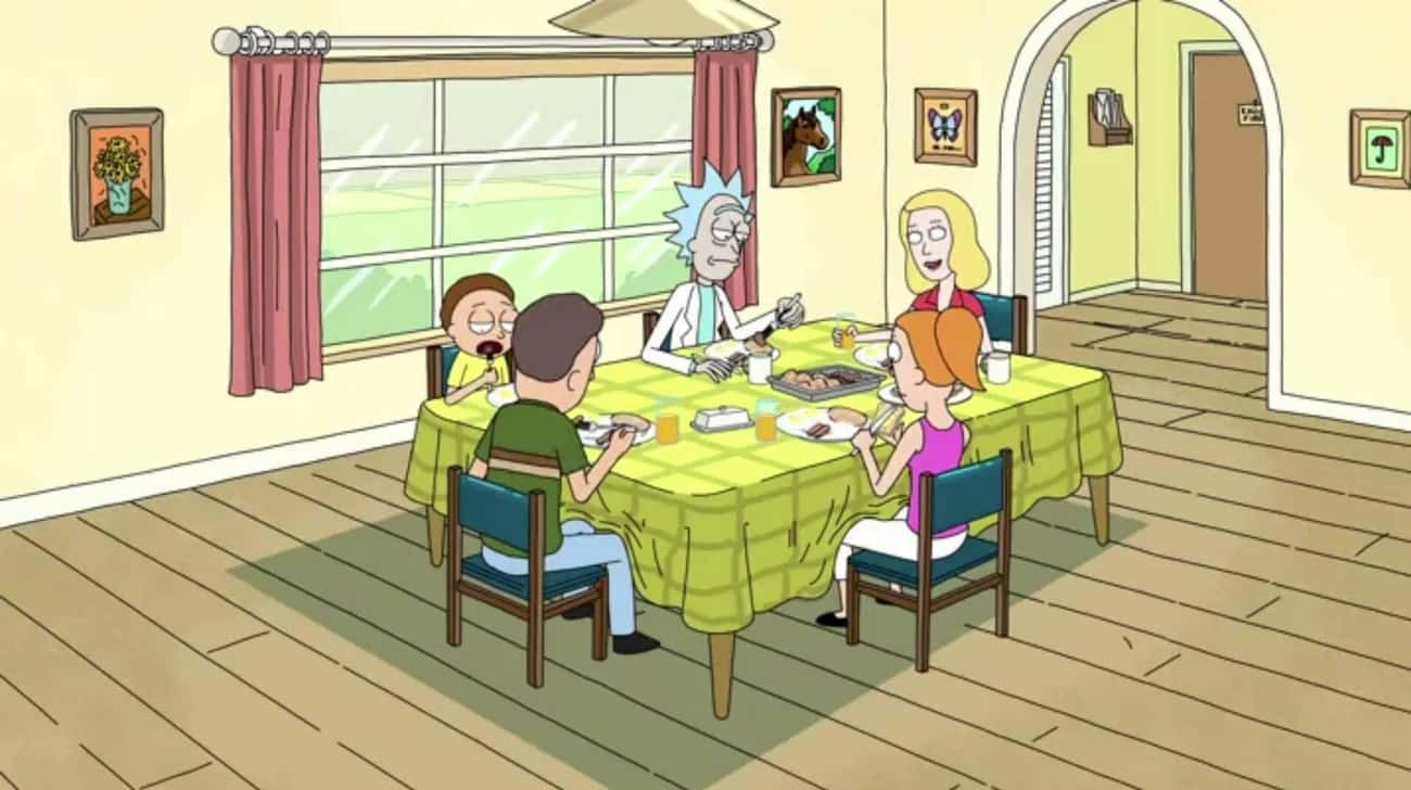 Rick Was Gone For Twenty Years is listed (or ranked) 3 on the list This Morty Isn't Rick's Original Morty, And We Have The Evidence To Prove It
