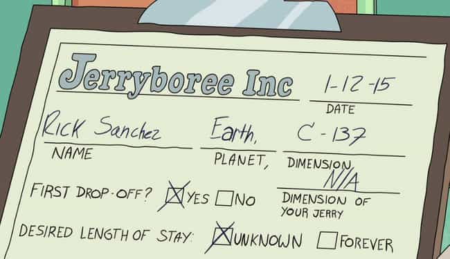 Our Rick Is From Dimension C-1... is listed (or ranked) 1 on the list This Morty Isn't Rick's Original Morty, And We Have The Evidence To Prove It