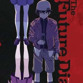Mirai Nikki TV is listed (or ranked) 2 on the list The 15+ Best Play Or Die Anime