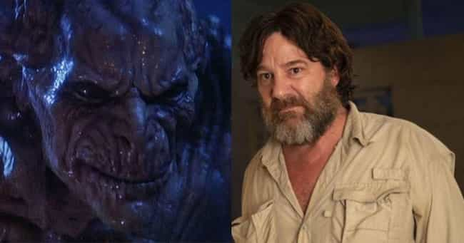 Pumpkinhead/Tom Woodruff... is listed (or ranked) 3 on the list What These Notable Horror Villains Look Like Without Their Makeup