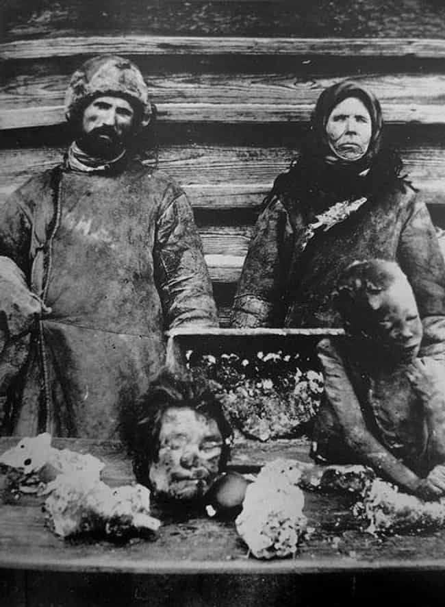 A russian killer kept women in captivity and tattooed slave on when captives asked for better food he offered them human meat sciox Image collections