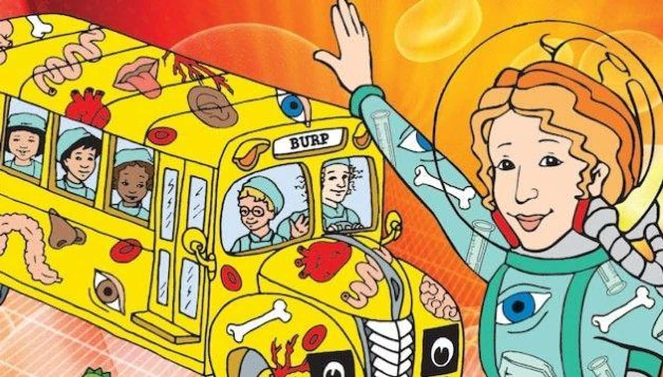 Ms. Frizzle Is A Special Ed Teacher